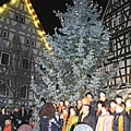 4. Advent Christbaumsingen